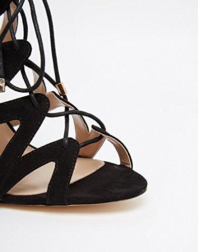 Top Designer Brand , Escarpins pour femme noir noir