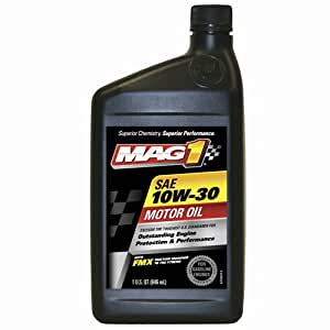 Mag 1 500 Sae 10w 30 Motor Oil 1 Quart