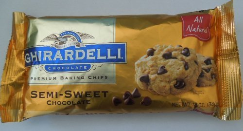 Ghirardelli Choc Chip Semi Swt
