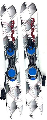 ski blades boots - 2