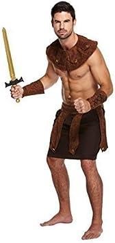 Hombre Adulto Griego Romano Gladiador Soldado Histórico Disfraz ...