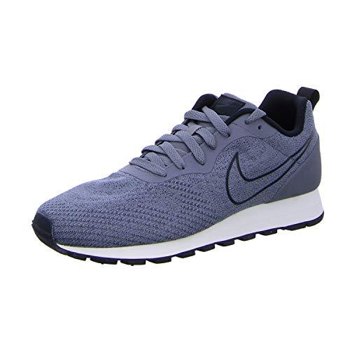Nike Mesh Runner cool Uomo Scarpe MD Ginnastica 2 Basse da Grigio ENG grey rSfwrxI