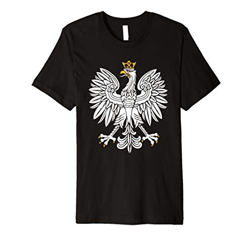Classic Polish Eagle Tee | Polski Orzel t shirt | Poland ()