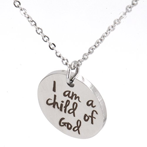 Christian Charm Necklace