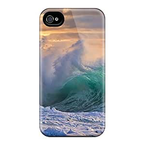 New Arrival HTC One M7 Cases Storm On Sea Cases Covers