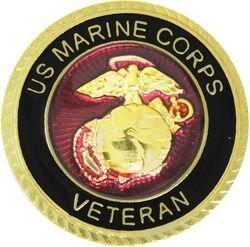 U.S. Marine Corps Veteran Lapel Pin or Hat Pin