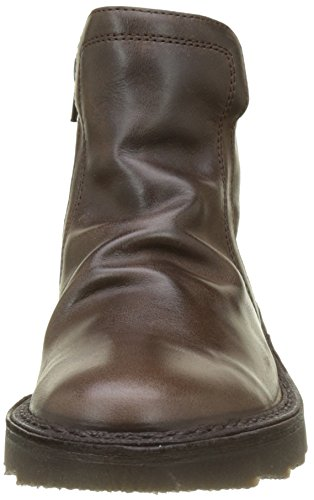 Botas Adit951fly para Fly Desert Mujer Brown Marrón Dk London f6wg6qxA