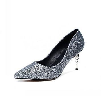 Chaussures KYDJ argentées femme sy4uRafB8
