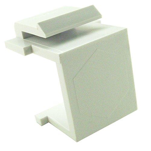- Shaxon BM303WIN-10-A Keystone Blank Inserts, White