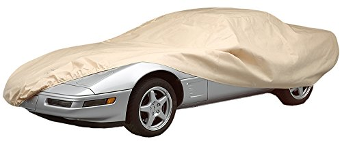 Covercraft Ready-Fit Technalon Series Long SUV Cover, Tan
