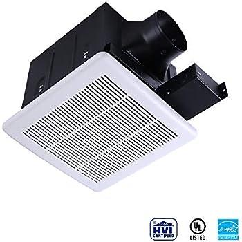 Delta Vfb080d4h1 Breez 80 Cfm Humidity Sensor Exhaust Fan