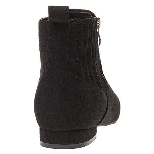 Solesister Dishing Noir Noir Boots Femme wq4647fY