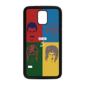 Queen Hot Space Samsung Galaxy S5 Cell Phone Case Black&Phone Accessory STC_101364