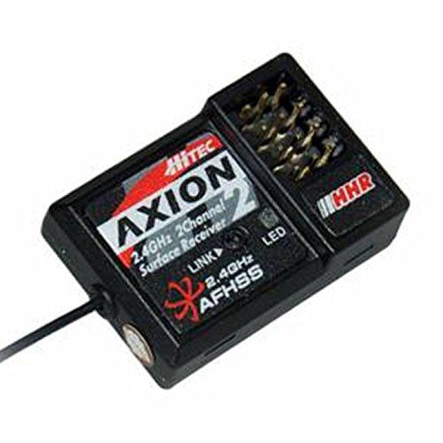Hitec RCD Hitech RCD 27724 High Response 2.4GHz RX Axion 2 Receiver ()