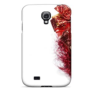 Hot UXehWcK6087FnaRX Case Cover Protector For Galaxy S4- Christmas Present
