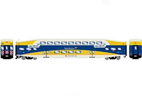 Athearn ATH25949 HO RTR Bombardier Cab Car, Northstar