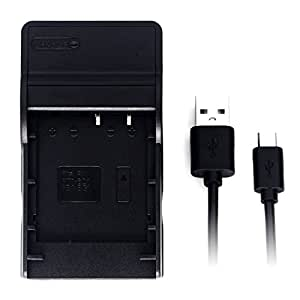 NP-BG1 USB Cargador para Sony Cyber-Shot DSC-H10 DSC-H20 DSC-H50 ...
