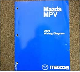 wiring diagrams for mazda mpv on 2003 mazda mpv parts list, 2000 mazda 626  wiring