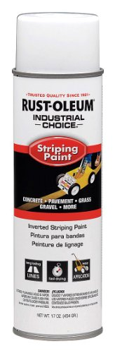 rust-oleum-1691838-industrial-choice-17-ounce-white-inverted-aerosol-striping-paint