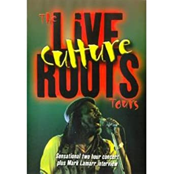 Culture - the Live Roots Tours [DVD]: Amazon co uk: Culture: DVD