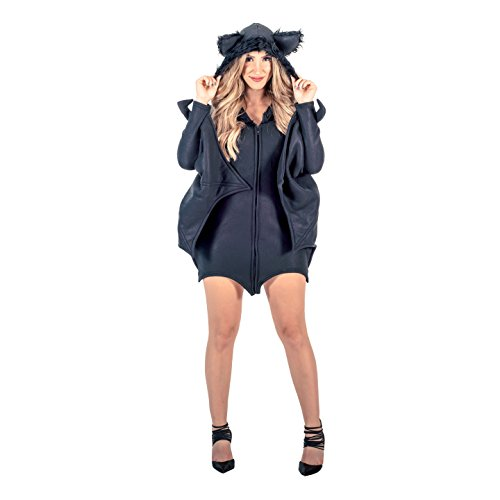 Women's Cozy Lady Bat Costume (Adult X-Large) ()