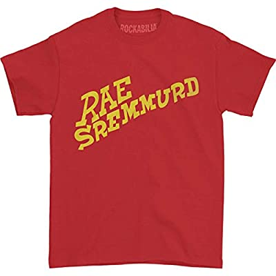 Rae Sremmurd Men's Rae Red T-Shirt Red