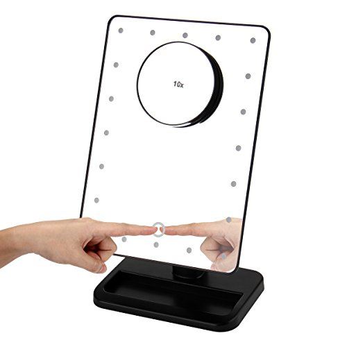Supernight Touch Screen Dimmable 20 Led Lighted Vanity