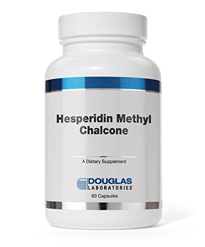 Douglas Laboratories – Hesperidin Methyl Chalcone – Supports Blood Vessel Integrity* – 60 Capsules