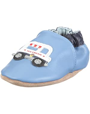 Infant Boys Two Scoops Ocean Blue 6-12 Months