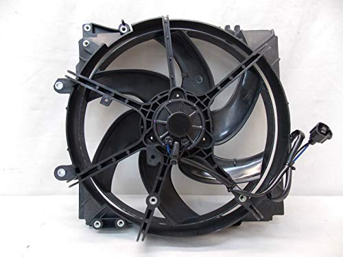 (Automotive Cooling Brand Radiator Cooling Fan Assembly For Mazda 626 MA3115109 100% Tested)