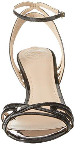 alla Cinturino Footwear Donna Dress Caviglia Scarpe Guess Sandal con Nero YXdnqW