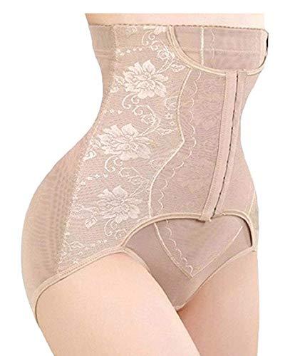 347d6ec164863 Alyx High-Waist Tummy Control Girdle Panty Body Trainer Shaper Butt Lifter  Knickers (Beige