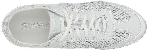 Geox D Contact M - 0 Mujer Blanco (Blanc (C1002))