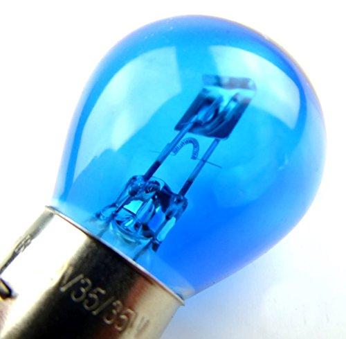 S2 BLUE VISION 35//35W BA20d 12V JURMANN MOTORRAD MOTO LAMPE 1 ST/ÜCK
