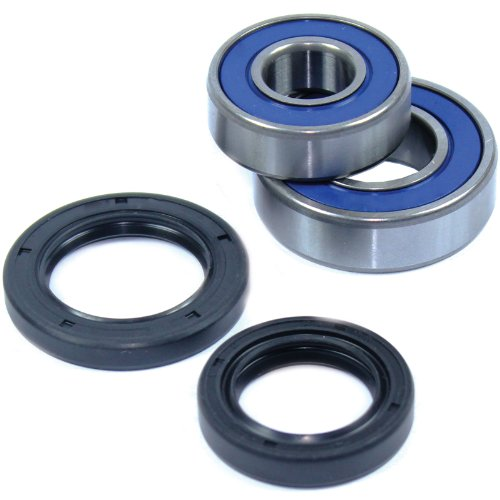 Caltric Front Wheel BALL BEARINGS & SEALS KIT Fits HONDA TRX400EX TRX400-EX SPORTRAX 400EX 2002-2008 (400ex Front Wheel Bearings compare prices)