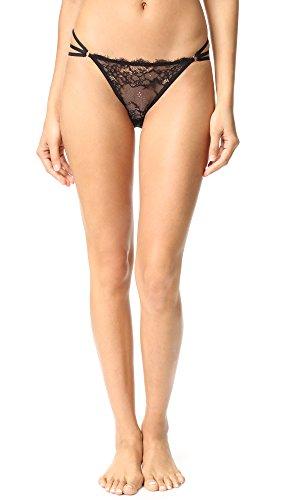 Thistle & Spire Women's Constellation Bikini, Black, Medium