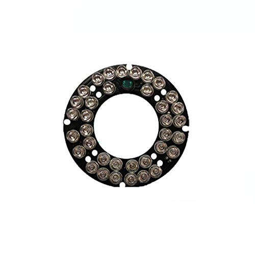 Jammas 10X IR F5 850nm with Board Plate Infrared led for CCTV Video Camera