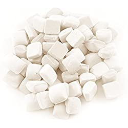 Sunrise Confection Soft Dinner Mints White 3 Pounds Pounds Bag