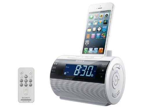 Dock Speaker SRS-GC11IP/W for iPod/iPhone [Japan Import]