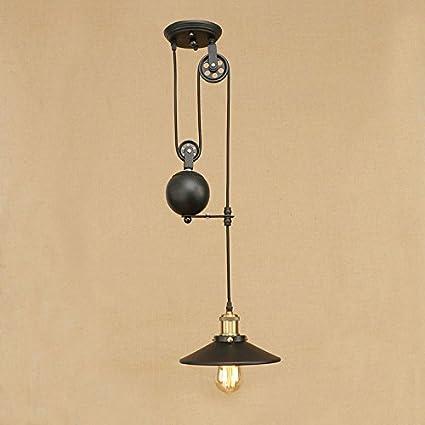 Retractable lighting Track Image Unavailable Pinterest Airetrolight Industrial Pendant Light Pulley Design Cord