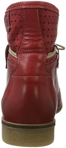 Boots 70 11 Women's Santana camel Ankle Red active Red 6wnX4HqxBv