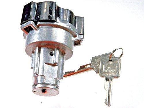 (72-79 Chevrolet LUV Pickup In Dash Ignition Lock Cylinder w/Keys #1030)