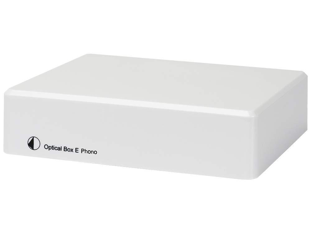 Pro-Ject Optical Box e Phono Bianco 025219