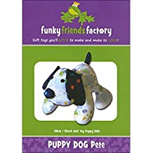 Funky Friends Factory Puppy Dog Pete Ptrn