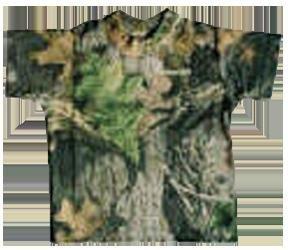 Bonnie & Childrens Sptwr 11761 Infant Short Sleeve Tee Shirt Mossyoak Breakup 0 - 6 Months