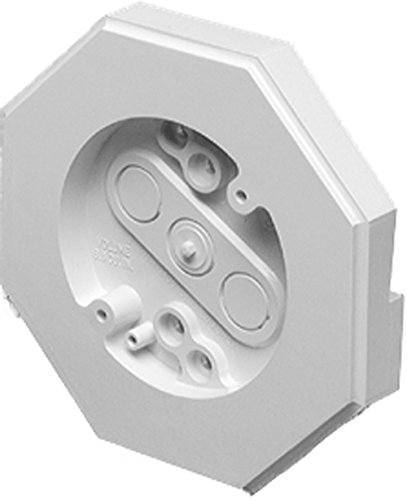 Outdoor Wall Light Mounting Block