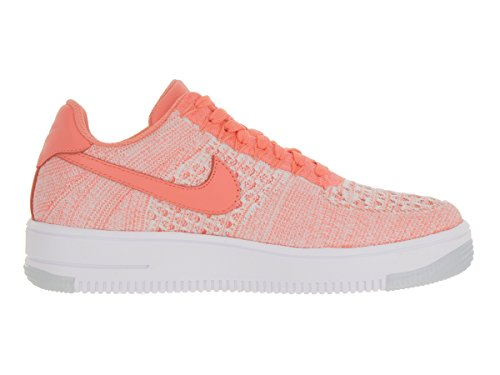 NIKE Women's AF1 Flyknit Low Casual Shoe Atomic Pink/White sale free shipping best store to get 49P8oePio