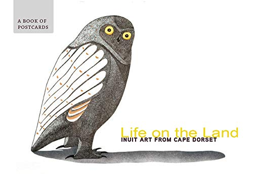 Life on the Land: Inuit Art: Book of Postcards