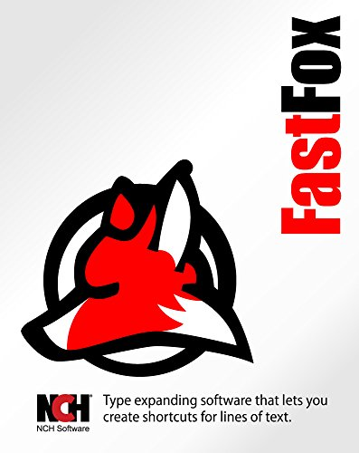 FastFox Text Expander Software - Save Time with Keyboard Shortcuts & Macros [Download] by NCH Software
