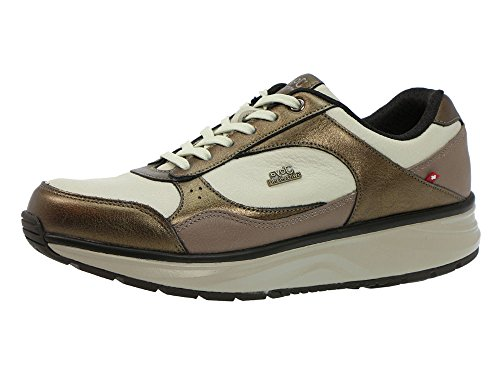 beige Trainers Leather Tina Womens Joya Beige ABw8xXqq